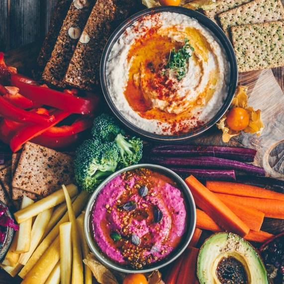 Hummus weisse Bohnen