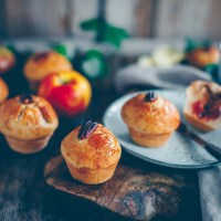 Apfel Brioche vegan