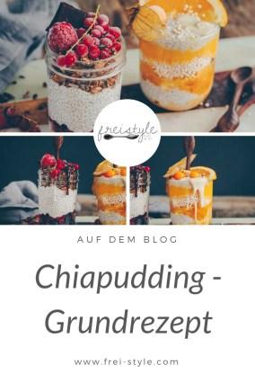 Chia Pudding Grundrezept