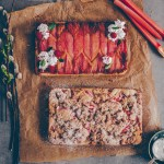 Rhubarb cake – 1 dough, 2 versions