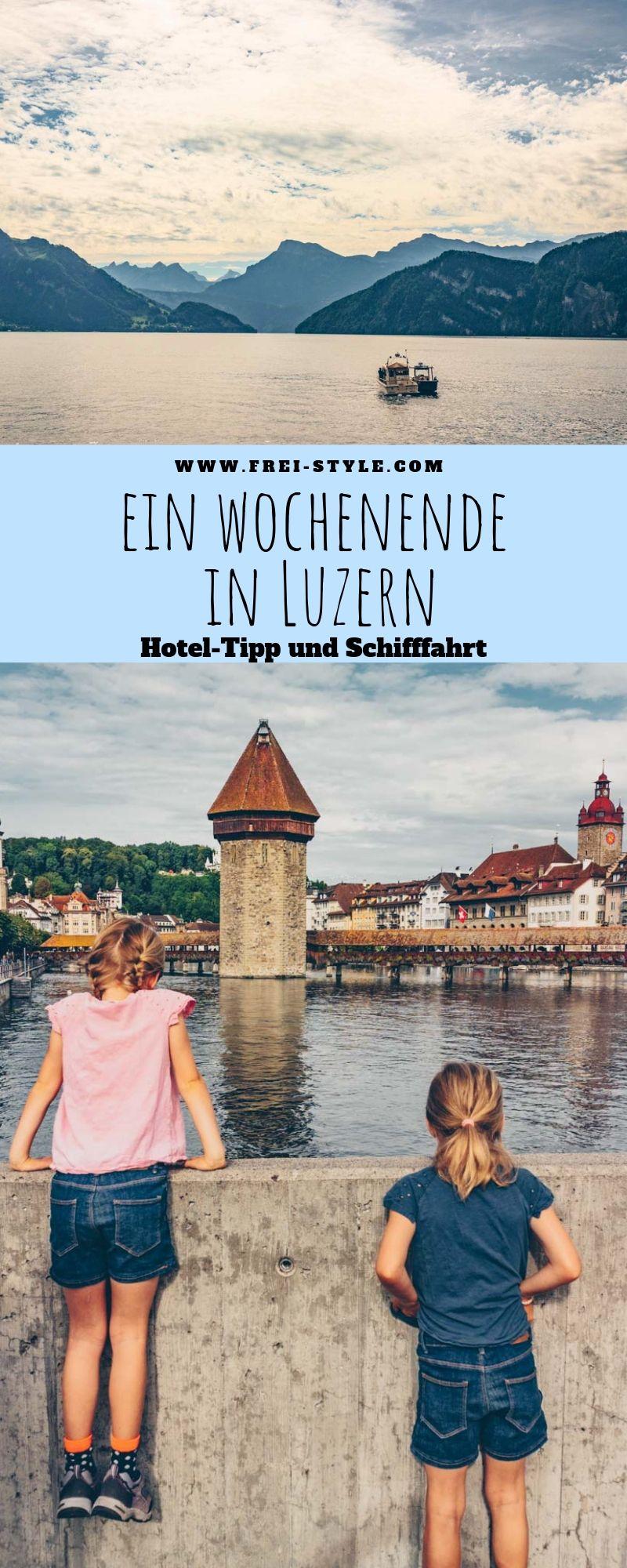Ein Wochenende in Luzern