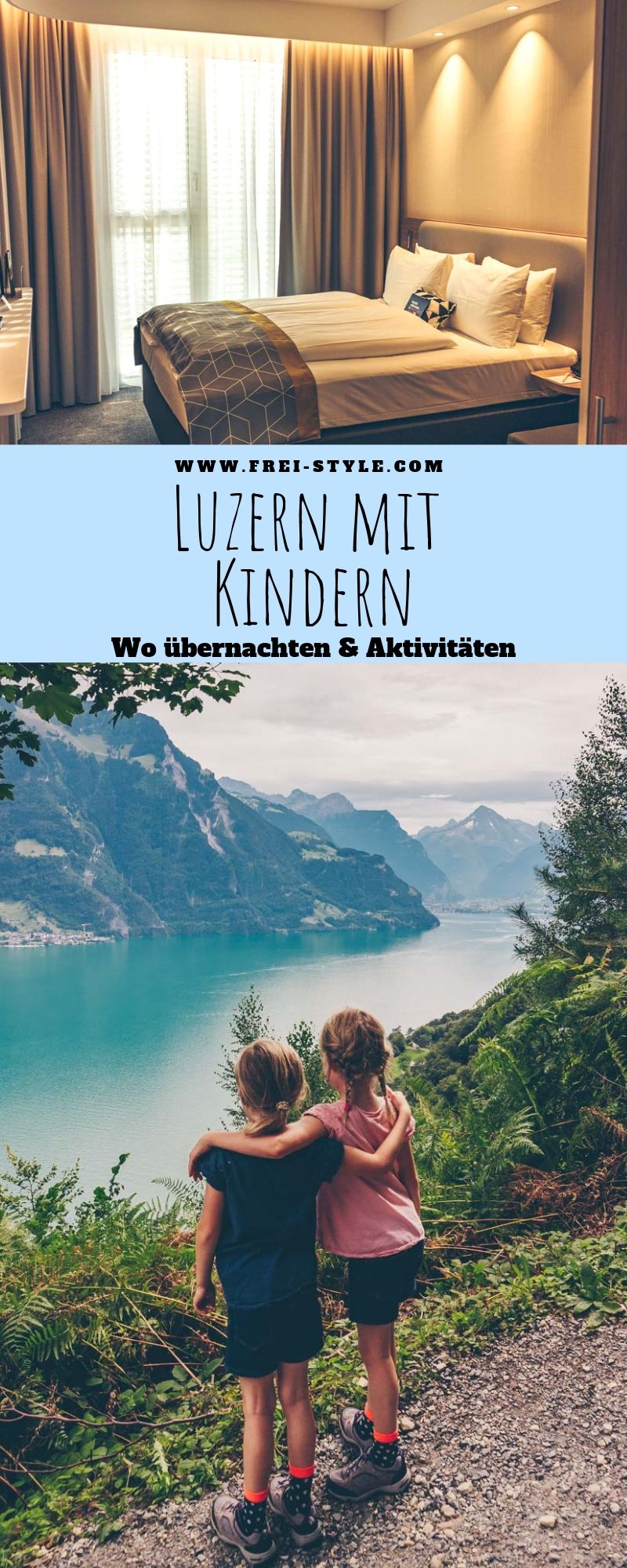 Luzern mit Kindern