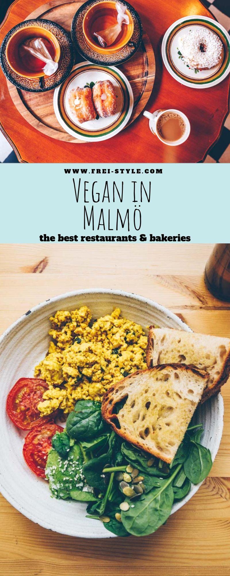Vegan in Malmö