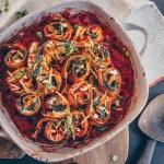 Vegane Kürbislasagne – mal anders