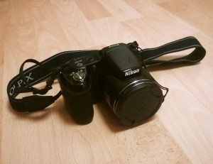 Test der Nikon Coolpix L820
