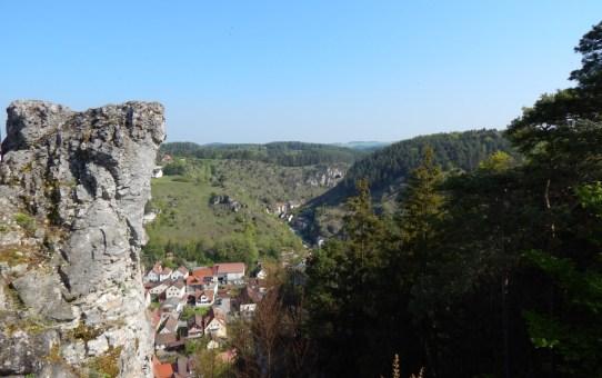 Püttlachtal Rundweg bei Pottenstein