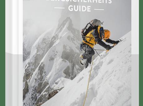 Kostenloser Bergsicherheits-Guide von tourist-online.de