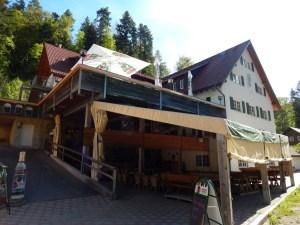 Wanderung von der Schattenmühle durch die Wutachschlucht zur Wutachmühle