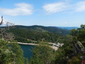 Rundweg Lac Blanc - Château Hans - Soultzeren Eck - Gazon du Faing