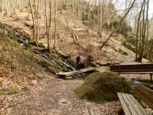 Traumschleife Ehrbachklamm am Saar-Hunsrück-Steig