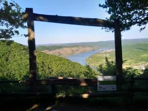 opparder Hamm Mittelrhein-Klettersteig Boppard