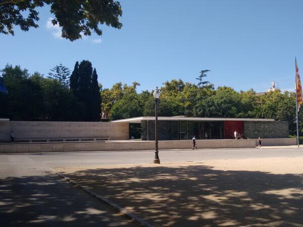 Mies van der Rohe Barcelona Pavillon