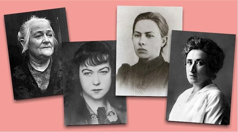 Frauen als Gestalterinnen der Geschichte – Oktoberrevolution und ihre Folgen