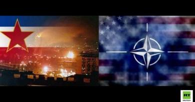 20 Jahre seit NATO-Angriffskrieg gegen Jugoslawien