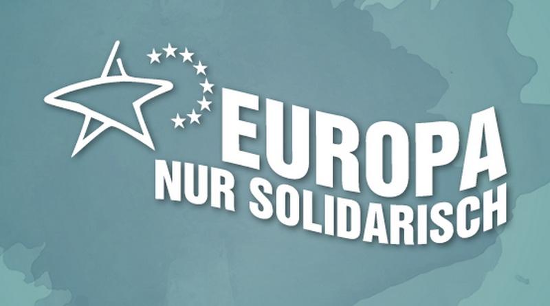 """""""Was immer Du wählst, wähle Europa"""""""