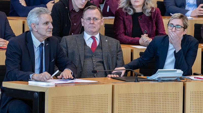 """DIE LINKE Thüringens: Bestandteil einer """"demokratischen Mehrheit""""?"""