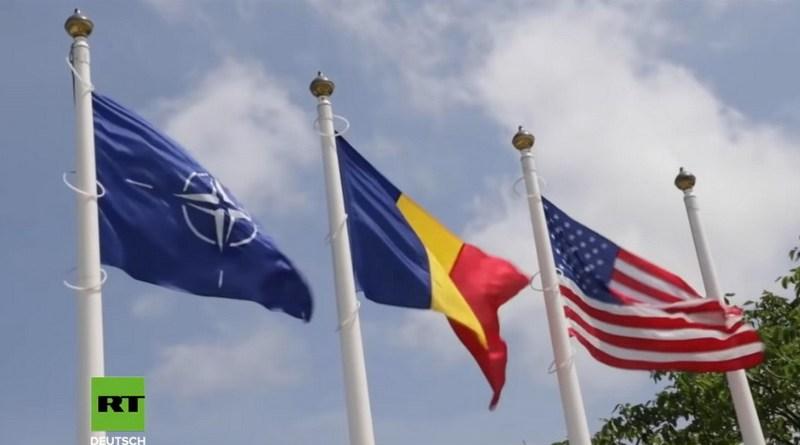 Ring um Russland: Die Vereinigten Staaten militarisieren Rumänien