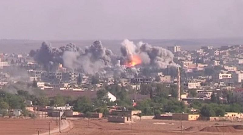 USA ist Quelle des erneuten ISIS-Terrorismus in Syrien