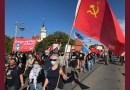 Gedenken zum 75. Jahrestag des <i>Elbe Day</i> in Torgau