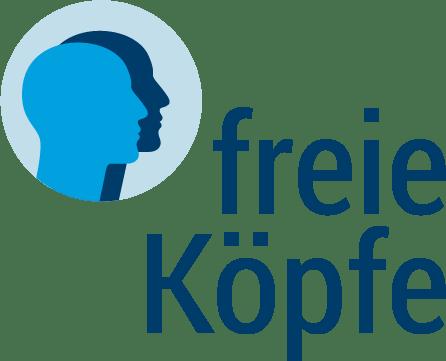 Freie Köpfe Logo