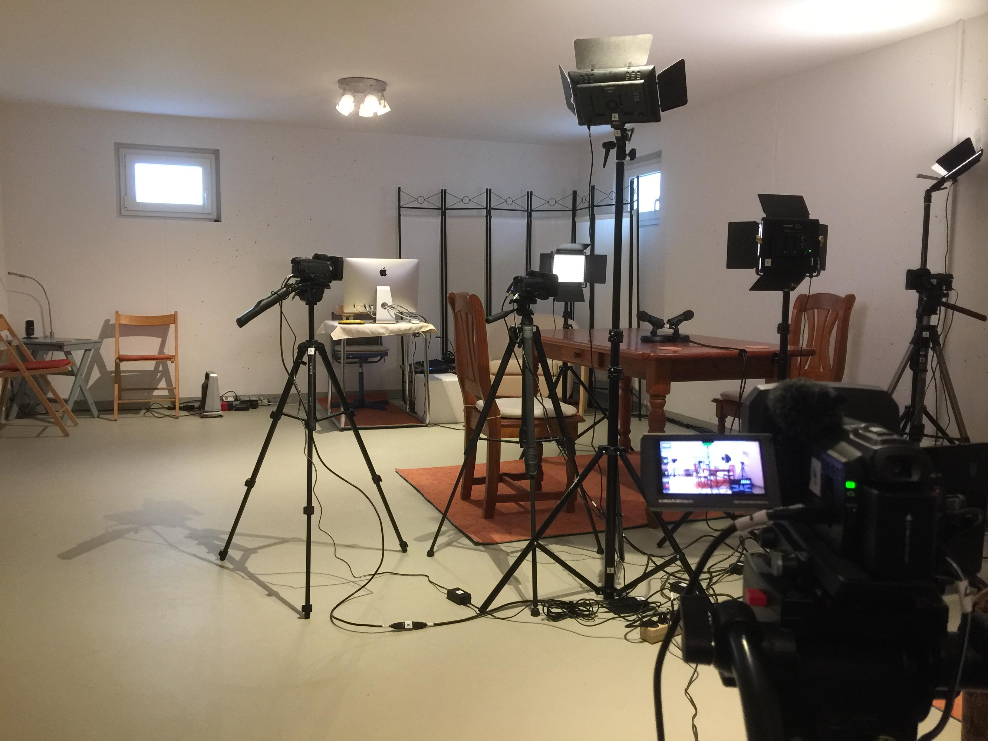 #1 Das mobile Live-Video-Studio in Friedheim sucht freie Mitarbeiter