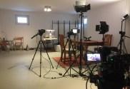 Video-Studio der Freiheit-Oase