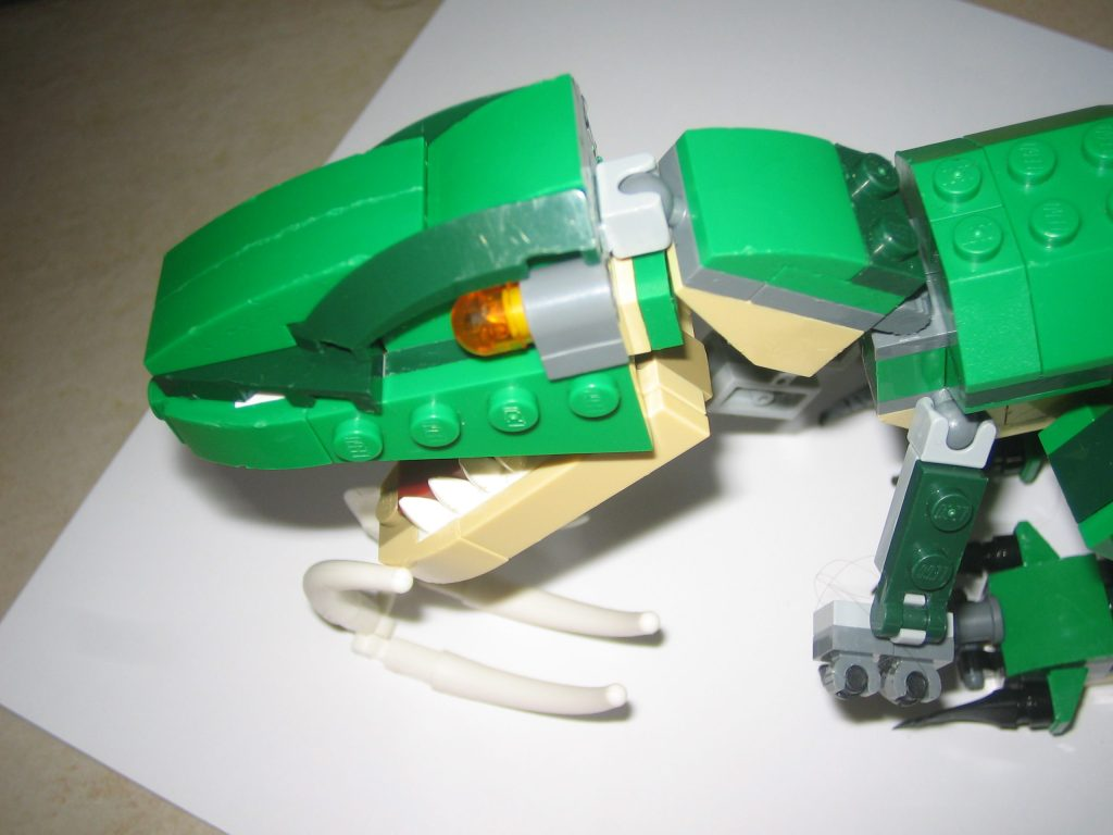 Lego-Dino