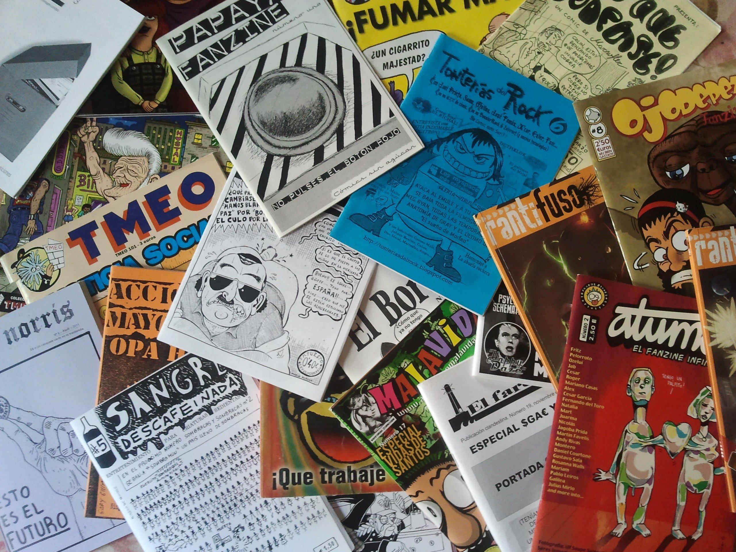 Fanzines entre el do it yourself y el just do it freim fanzines entre el do it yourself y el just do it solutioingenieria Image collections