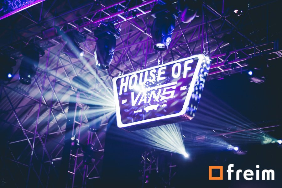 fotos house of vans mexico 2015