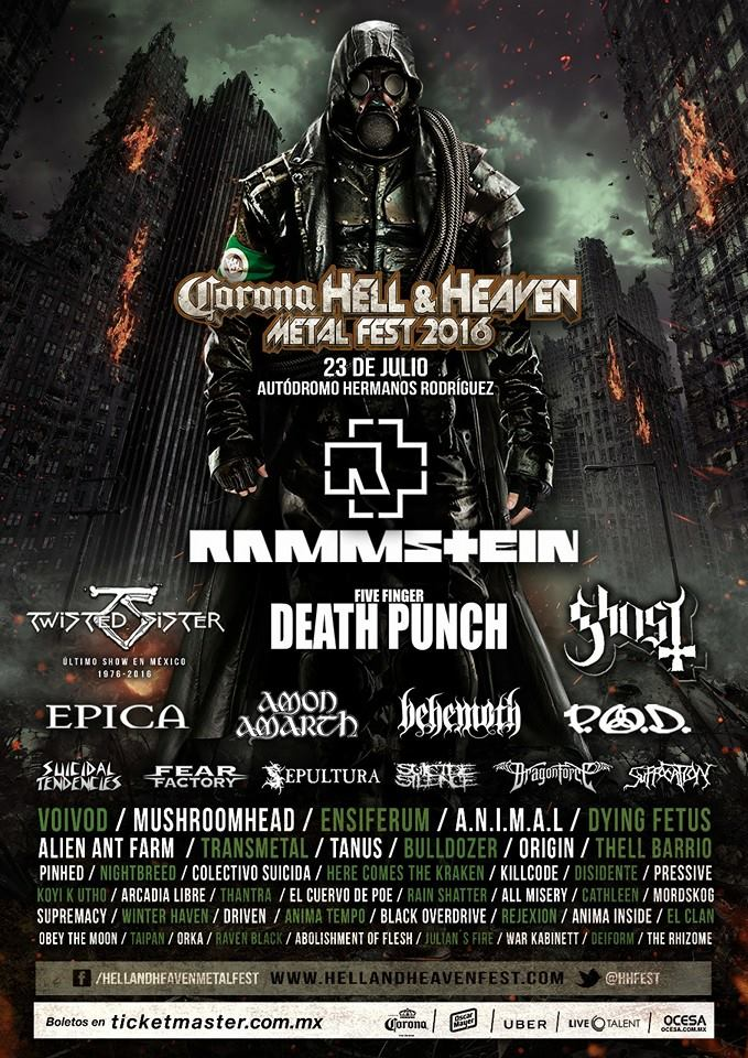 hell and heaven fest 2016 cartel final