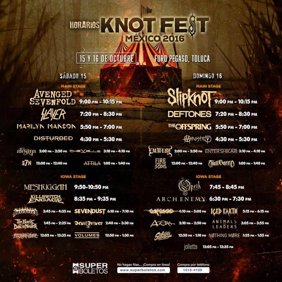 knotfest-mexico-2016-horarios