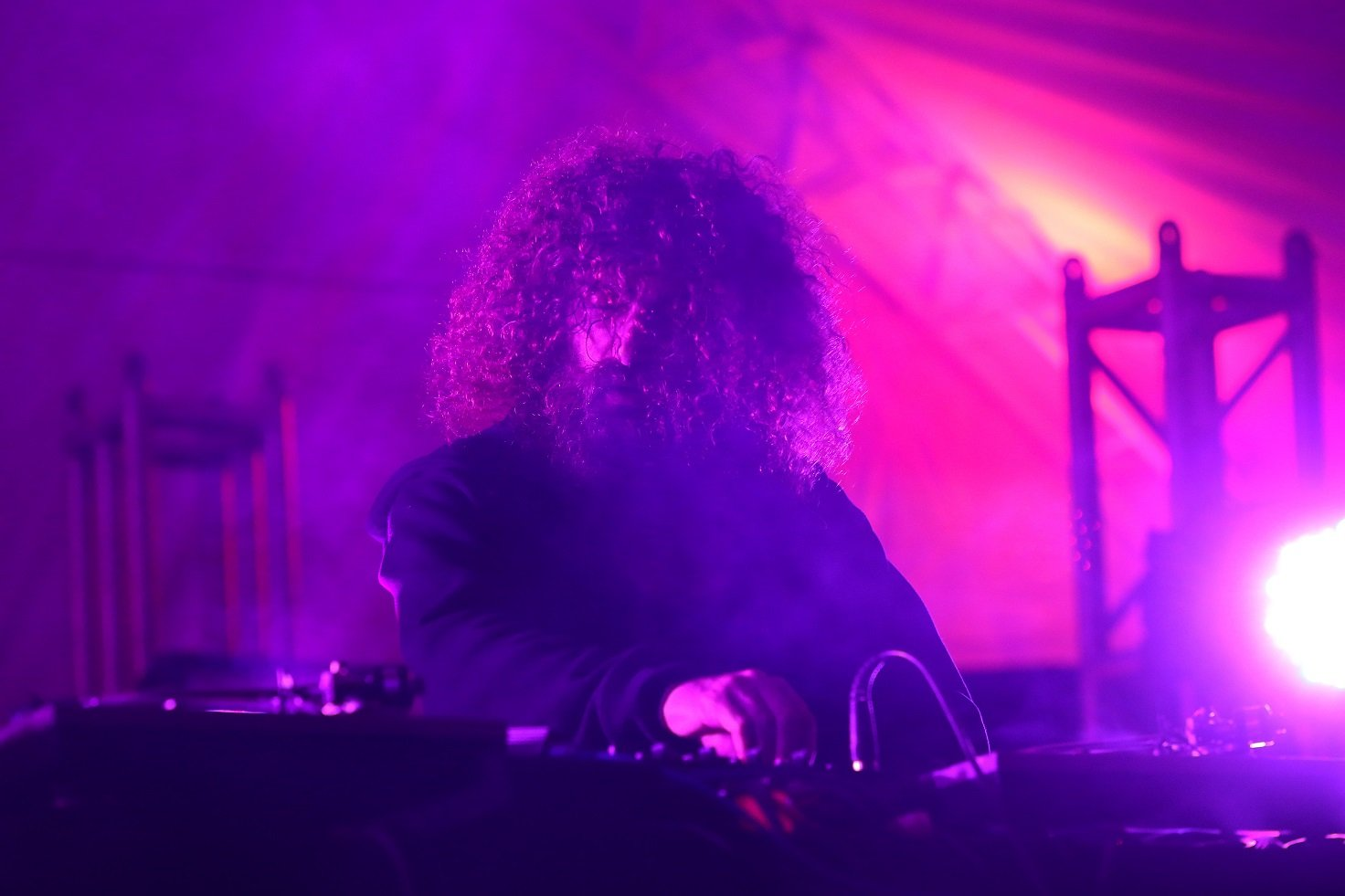 The Gaslamp Killer. Foto: Elizabeth Cacho