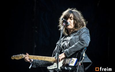 Courtney Barnett en Corona Capital 2016
