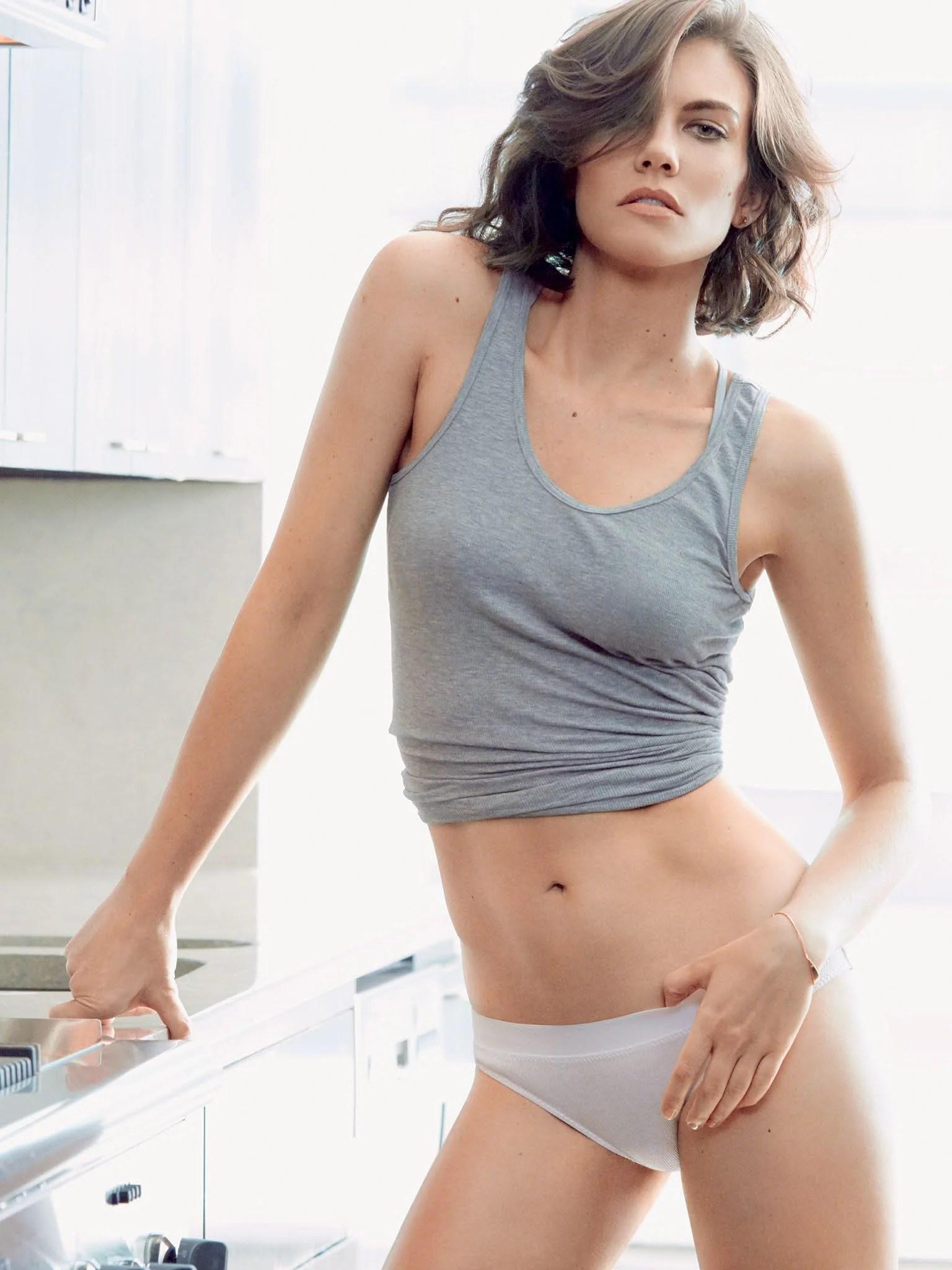 Lauren Cohan Hot Mira Las Fotos Que Realizó Para Gq México Freim