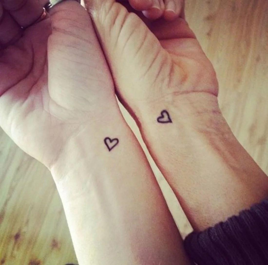 Tatuajes Para Parejas Pequeños Discretos Pero Con Gran Significado