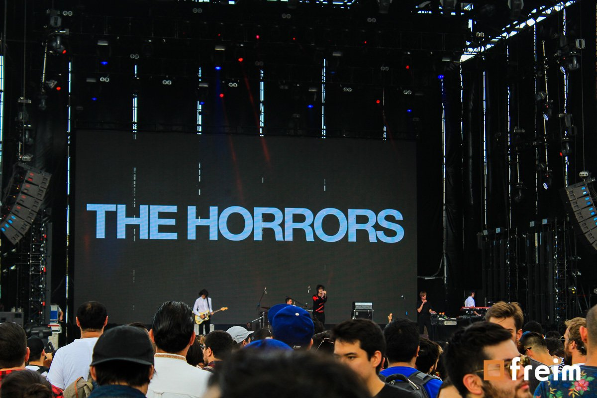 Hellow Festival 2017. The Horrors