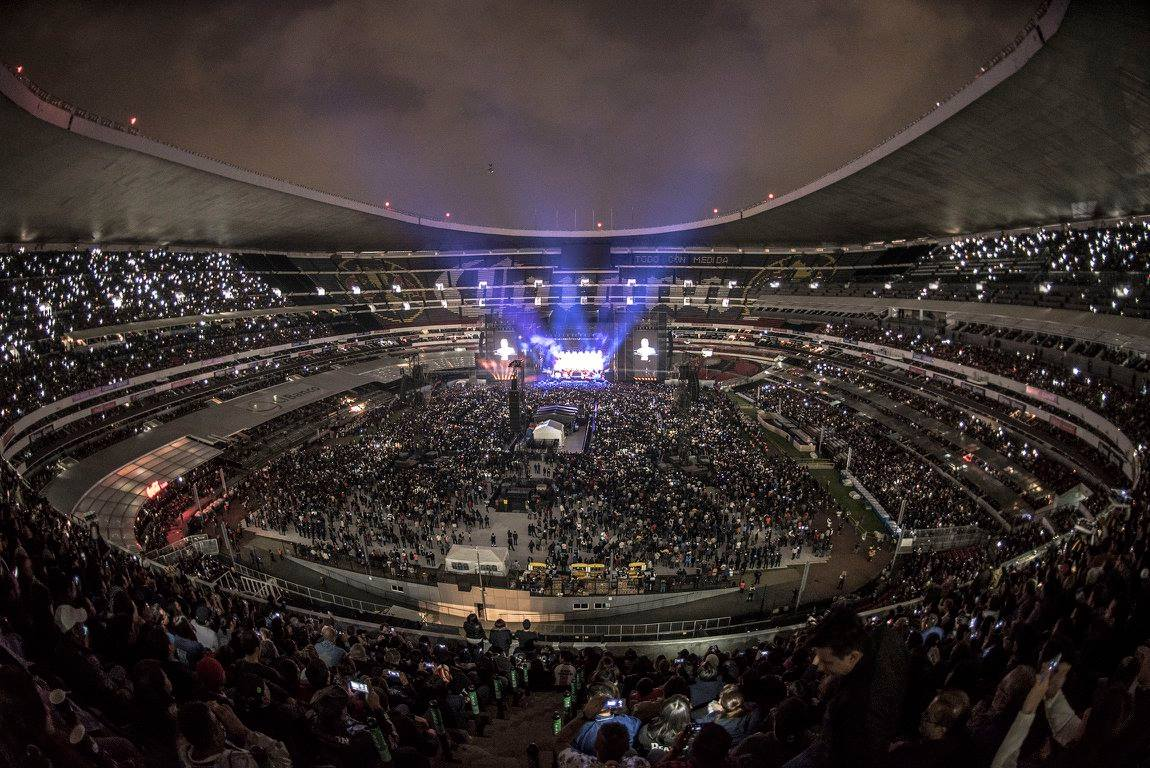 paul mccartney en el estadio azteca mexico 2017 06
