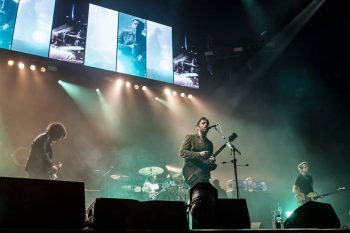 kings of leon en palacio de los deportes 2017