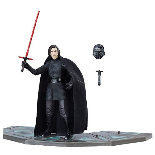 Star Wars Juguete Black Series Deluxe Kylo Ren