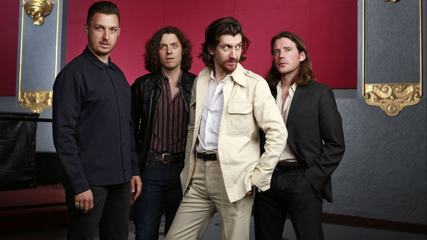 Arctic Monkeys corona capital 2018