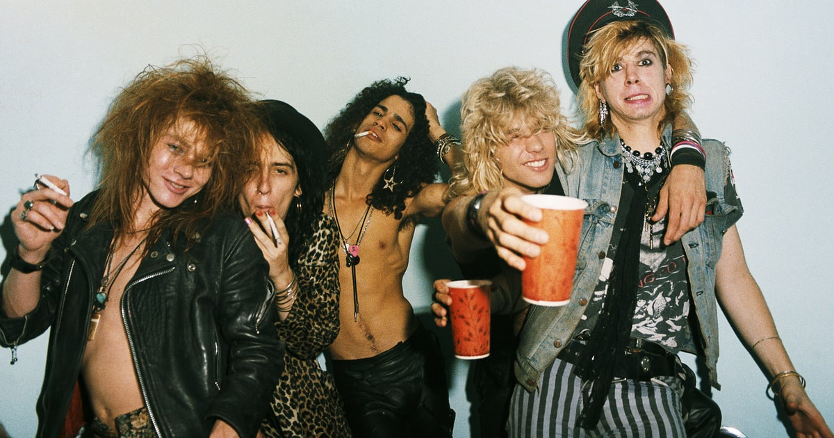 canciones de Guns N' Roses