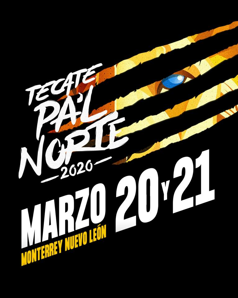 Tecate Pal' Norte 20