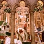 Grace Cathedral gegenüber des Nob Holl Masonic Center in San Francsico: Werden hier auch die modernen Nachfolger der Steinmetzbruderschaften geehrt? ;)