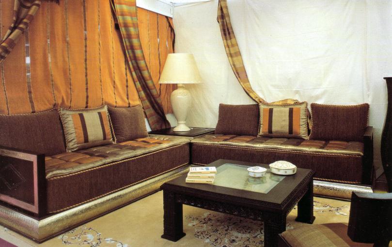 Model Decoration Salon Moderne