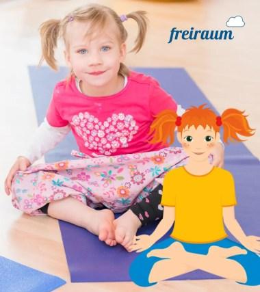 Kinderyoga in Wien, Yoga für Kinder, Kinder brauchen Bewegung,