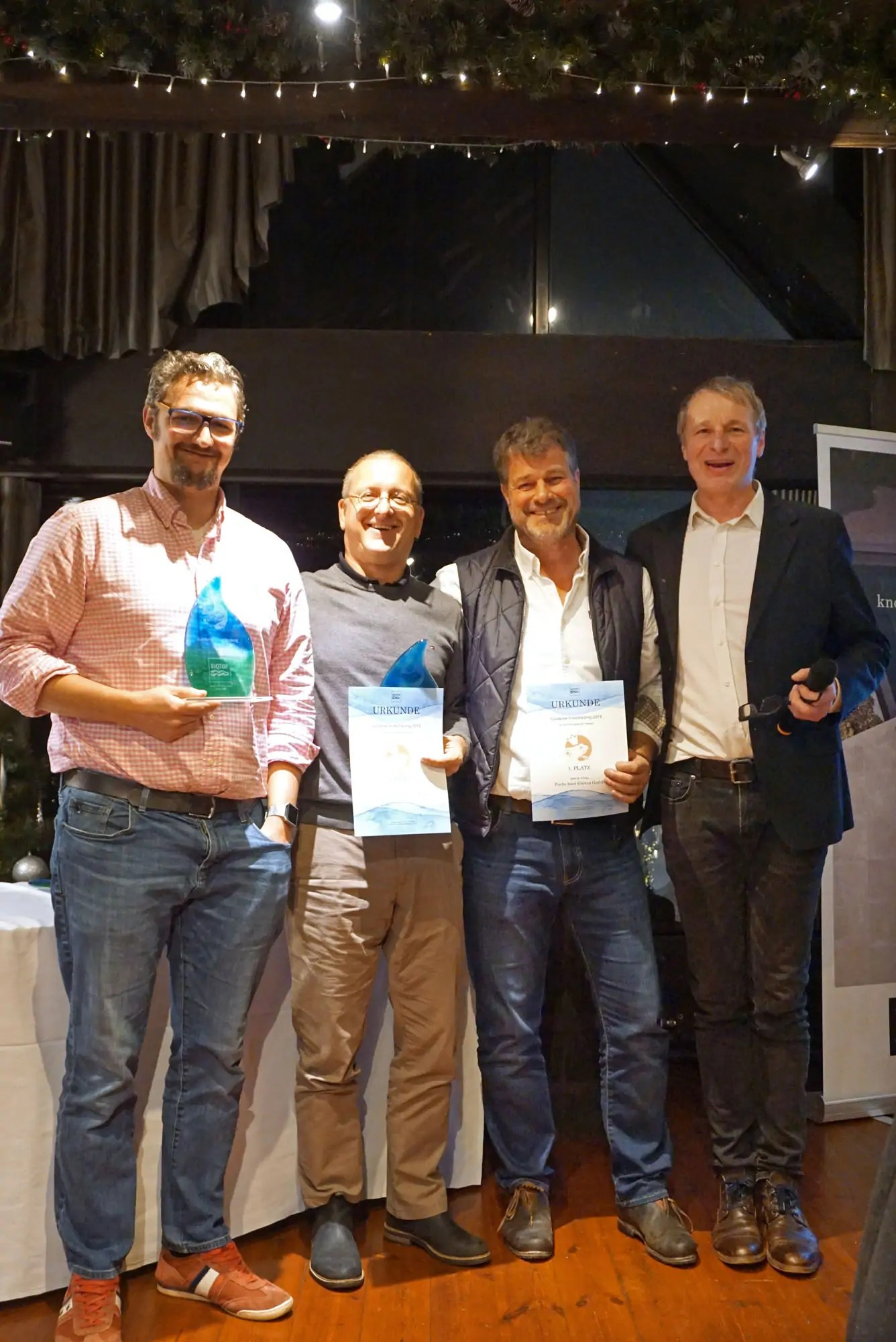 FREIRAUM Preisverleihung Froschkoenig 2019