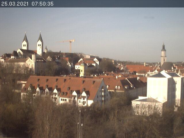 Livebild vom Domberg Freising
