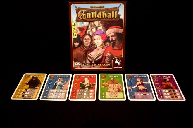 Guidhall Spiel