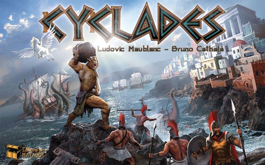 Cyclades Spiel