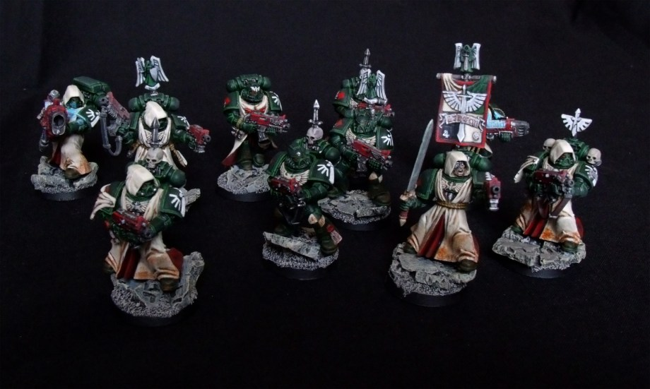 Dark Angels, Taktischer Trupp, Space Marines